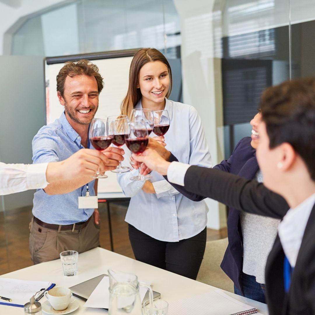 pachet corporate wine dealu mare